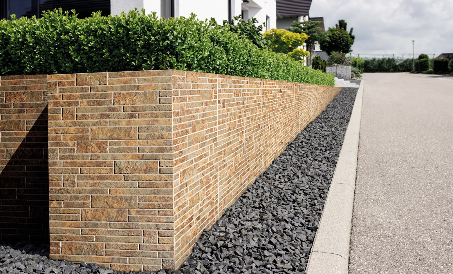 Wall Stones Brown 30x60