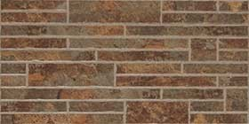Wall Stones Brown